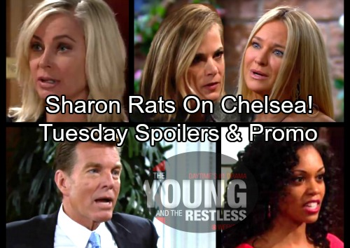 The Young and the Restless Spoilers: Tuesday, February 13 – Hilary Blasts Devon – Sharon Opens Up to Phyllis – Jack Provokes Ashley