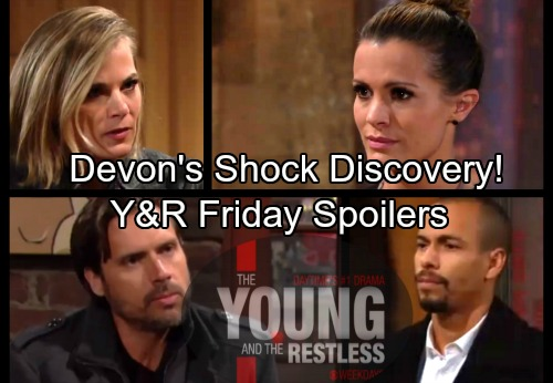 The Young and the Restless Spoilers: Friday, February 16 – Chelsea and Phyllis Face Off – Nick's Big Decision – Devon's Shocker