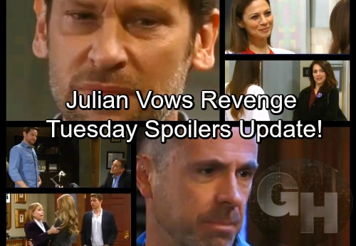 General Hospital Spoilers: Tuesday, February 20 Update – Drew's New Plan – Kevin Pushes Franco to Remember – Alexis Faces Chaos