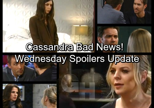 General Hospital Spoilers: Wednesday, February 21 Update – Anna Has Cassandra News – Peter Alerted to Jason's Threat