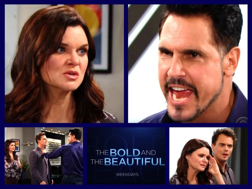 The Bold and the Beautiful Spoilers: Tuesday, February 27 – Bill Gives 'Disgusting' Watie a Vicious Threat - Steffy Fears Hope