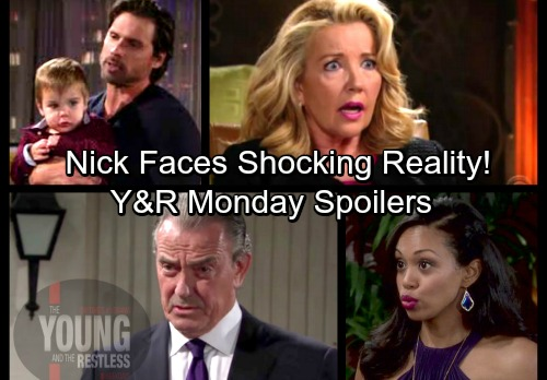 The Young and the Restless Spoilers: Monday, February 26 Update – Devastated Nick Faces Reality – Devon Thwarts Hilary's Plan