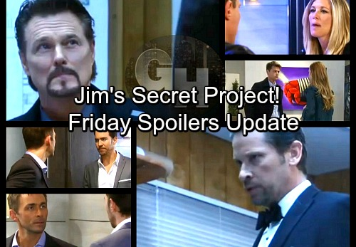 General Hospital Spoilers: Friday, March 2 Update – Nelle Rejects Carly – Jim's Secret Project – Wedding Cancelled