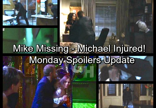 General Hospital Spoilers: Monday, March 5 Update – Mike Missing, Michael Hurt - Drew's Brave Plan – Sam and Jason Team Up