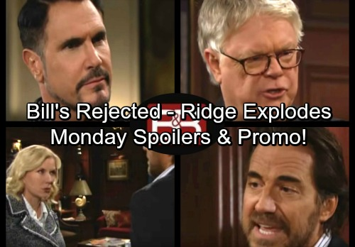 The Bold And The Beautiful Spoilers Monday March 5 Steffy