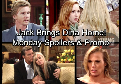 The Young and the Restless Spoilers: Monday, March 5 Update – J.T. Finds Proof Against Ashley – Phyllis Explodes Over Nick's Move