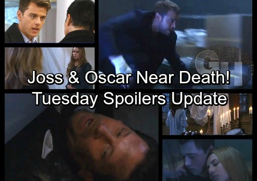 General Hospital Spoilers: Tuesday, March 6 Update – Carly Doubts Nelle's Baby Drama – Michael Panics - Heroic Jason