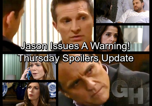 General Hospital Spoilers: Thursday, March 8 Update – Monica Comes to Nelle's Rescue - Sam Supports Drew, Haunted by Jason Love