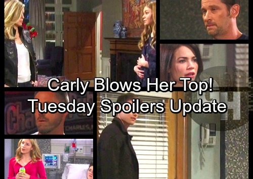 General Hospital Spoilers: Tuesday, March 13 Update – Drew Truth Talk, Franco Comes Clean to Liz – Michael Sets Josslyn Straight