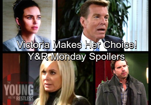 The Young and the Restless Spoilers: Monday, March 19 – Ashley Shocks Jack – Victoria's Painful Choice – Nick Gets Big News