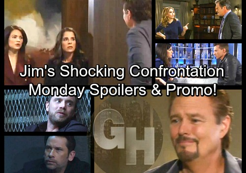 General Hospital Spoilers: Monday, March 19 – Rushed Paternity Test Puzzles Brad – Liz and Sam Confront Jim – Jason Rattles Anna