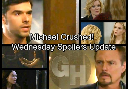 General Hospital Spoilers: Wednesday, March 21 Update – Rescue Hits Snag, Sam Improvises – Michael Faces Crushing Blow