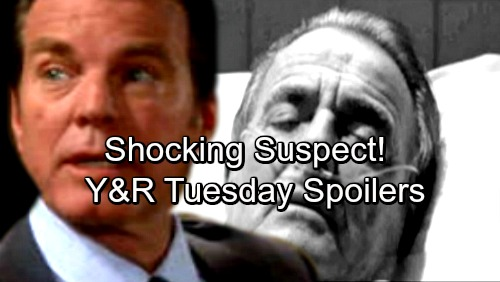 The Young and the Restless Spoilers: Tuesday, March 27 – Paul and Christine Get Shocking Suspect – Jill Returns for More Drama