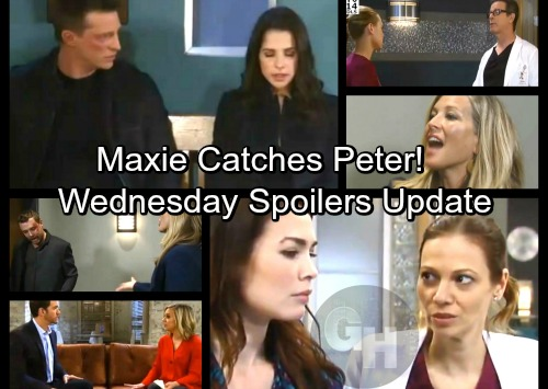 General Hospital Spoilers Wednesday March 28 Update Sam Makes