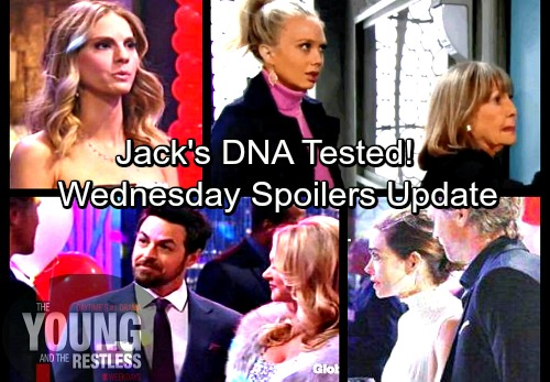 The Young and the Restless Spoilers: Wednesday, March 28 Update – J.T. and Mac's Explosive Showdown – Abby Wants Jack's DNA Tested