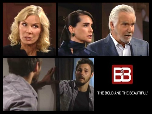 The Bold and the Beautiful Spoilers: Thursday, March 29 – Liam's Mental Breakdown – Quinn Battles Detective Sanchez