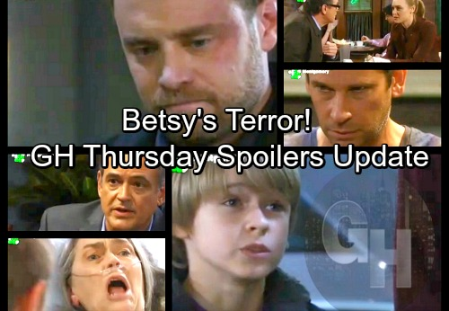 General Hospital Spoilers: Thursday, April 5 Update – Liz and Jake Face Jim's Deadly Threat – Drew Is Supportive – Betsy's Terror
