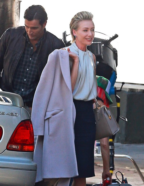 Ellen DeGeneres Divorce: Rescues Portia de Rossi Marriage - Buys $16 Million LA Home? NEW PHOTOS