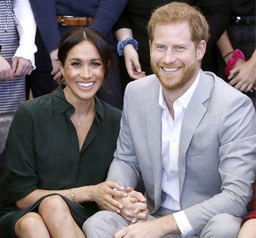 Meghan Markle and Prince Harry First Pregnancy News: Kensington Palace Official Announcement