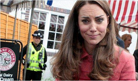 Pregnant Kate Middleton Celeb Dirty Laundry