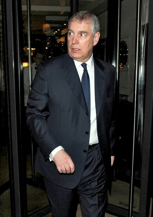 Kate Middleton Shuns Prince Andrew After Duke of York Named in Underage 'Sex-Slave' Virginia Roberts Lawsuit?