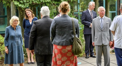 Prince Charles Still Suffering From Loss Of Smell & Taste - COVID-19 Symptoms Continue