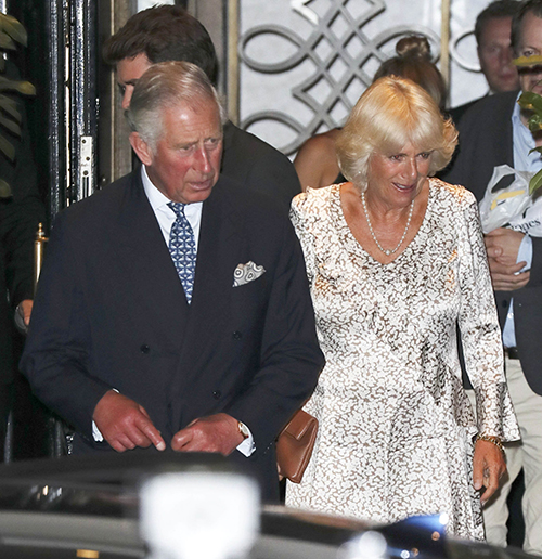 Kate Middleton Shunned By Prince Charles, Camilla Parker Bowles From Fancy London Dinner