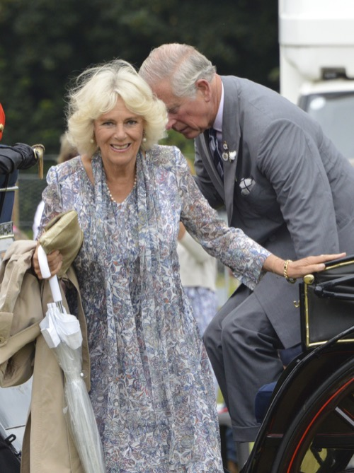 Prince Charles Disses Princess Diana By Planning Pub For Most Important Woman Camilla Parker-Bowles