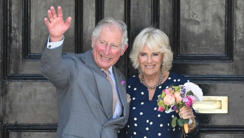 Camilla Parker-Bowles Preps For Queen Consort Role During Buckingham Palace State Banquet