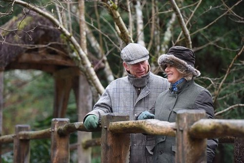 Prince Charles and Camilla Parker-Bowles Team of 133 Servants To Iron Shoelaces, Squeeze Toothpaste: Ridiculous Royal Divas?