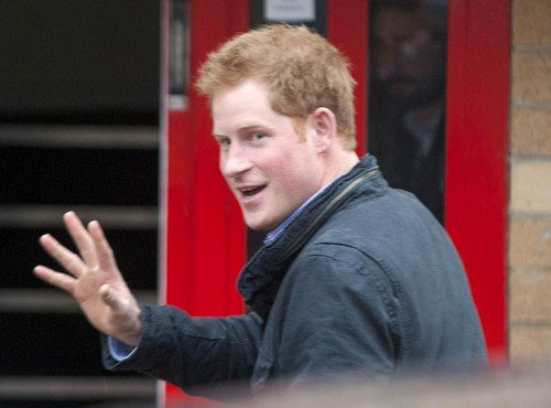 Prince Harry Quitting Armed Forces: Taliban and ISIS Threats To Harry's Life Too Great To Allow Active Duty?