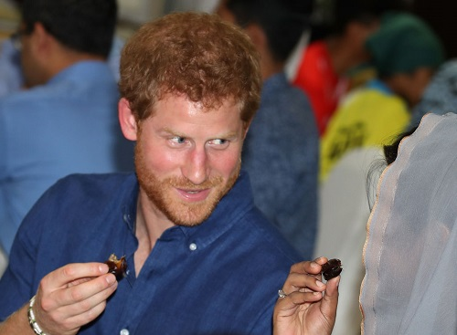 Prince Harry Gives Meghan Markle A Ring, But Not An Engagement Ring