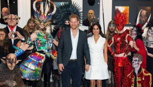 Prince Harry and Meghan Markle Separating From Prince William and Kate Middleton: Separate Offices After Royal Birth