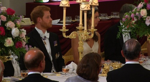 Kate Middleton Marriage Problem With Prince William: Duchess of Cambridge Looks Miserable During Buckingham Palace Banquet