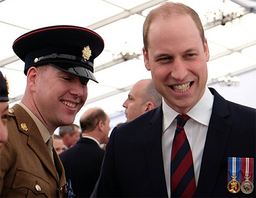 Prince William Caught Kissing Another Woman During Boozy Switzerland Trip, Kate Middleton Contemplates Royal Divorce?