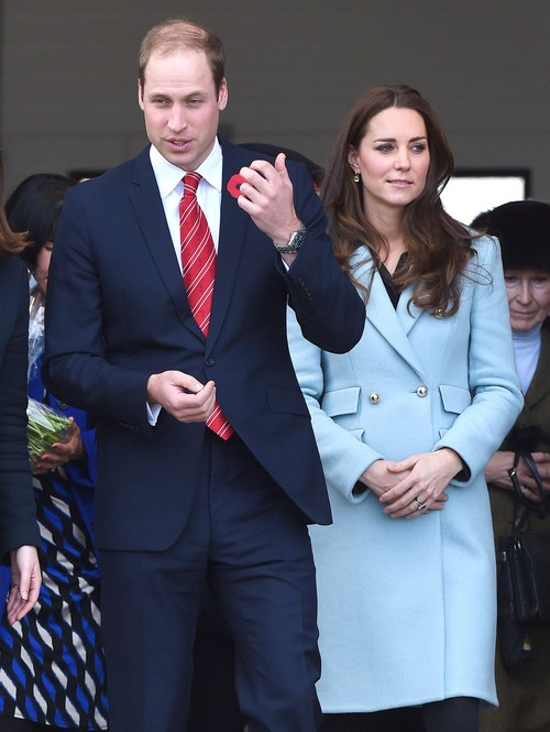 Kate Middleton Has 'Nightmare Hair' Says Prince William - Passive Aggressive Fighting?