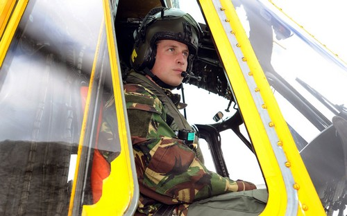Kate Middleton Fears Isis Death Threats to Prince William, Begs Husband to Quit Helicopter Job