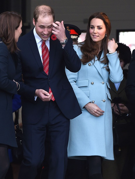 Kate Middleton and Prince William Abandon Prince George At Home for NYC Trip