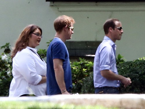 Kate Middleton Panics Over Prince William's Rapid Weight Loss Following Royal Tour