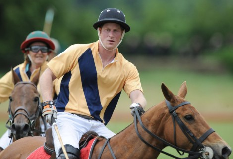 Prince Harry Going Back To War, Will Cressida Bonas Wait This Time? 0721