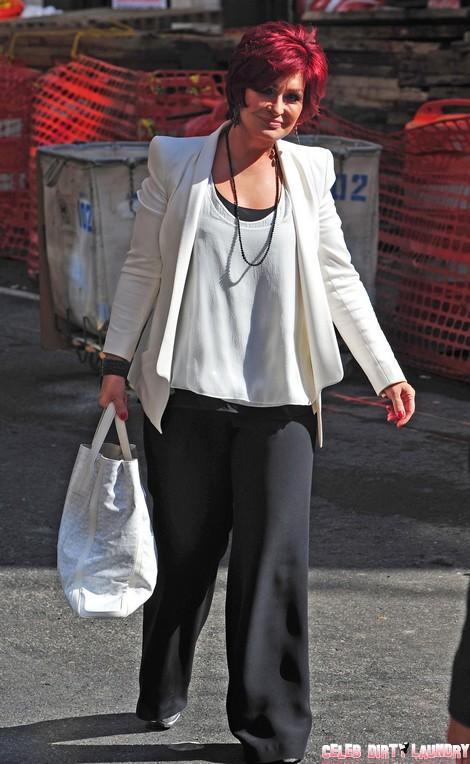 Prince Harry Told Sharon Osbourne To Royally 'F**K Off'