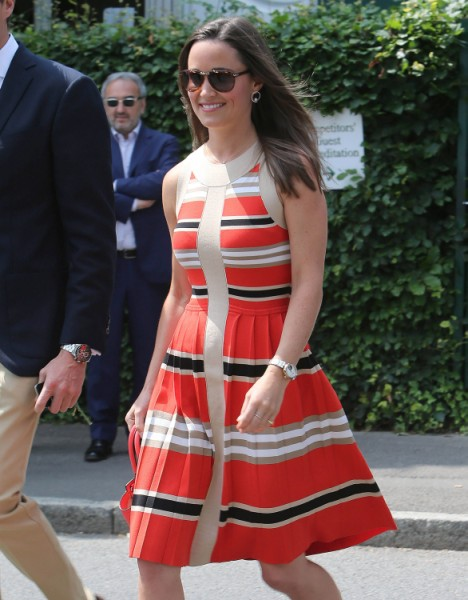 Pippa Middleton Ignores Kate Middleton's Demands, Steals Spotlight Again (PHOTOS) 0705
