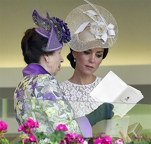 Kate Middleton Favored By Princess Anne: Camilla Parker-Bowles Frozen Out Of Royal Friendship!