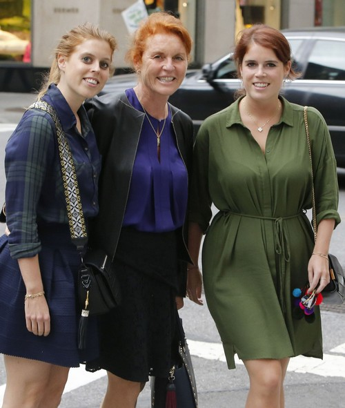 Sarah Ferguson Using Princess Beatrice and Princess Eugenie To Self-Promote: Queen Elizabeth Appalled