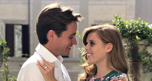 Princess Beatrice's Wedding Canceled: Marriage Postponed 3 Times - Private Ceremony Considered - Is Royal Couple Cursed?
