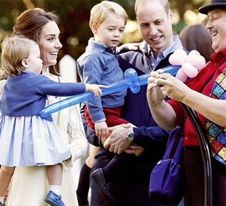 Kate Middleton And Prince William Promote Princess Charlotte In Media To Distract From Unhappy Marriage? (PHOTO)