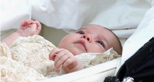 Kate Middleton and Prince William Choose Princess Charlotte's 5 Godparents: Christening Photos