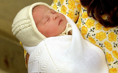 Princess Charlotte Memorabilia Flying Off Shelves: Kate Middleton's Baby Girl Earns More Revenue Than Brother Prince George?