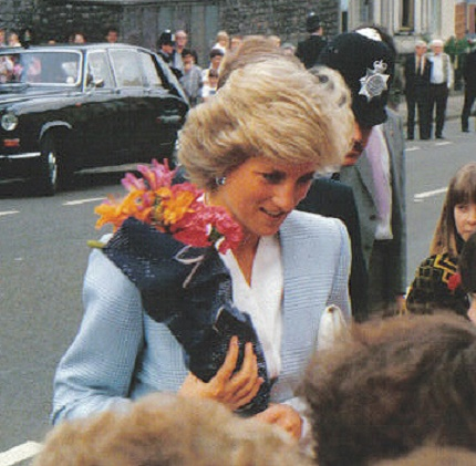Princess Diana's Alleged Long-Lost Aunt Ann Ukrainetz Begs To Be Heard - Another Scandal Covered Up By Royal Family?