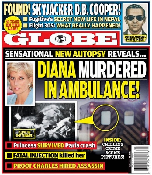 Princess Diana Death Secret Autopsy Conspiracy To Poison Diana In